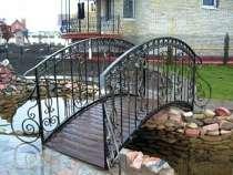Скамейки, качели, мостики и другие изделия для дачи, в Кургане