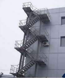 Металлические лестницы в Чебоксарах, в Чебоксарах