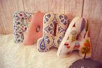 Буквы-подушки - изюминка Вашего дома, в Перми