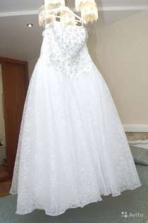 Счастливое свадебное платье, в Нижнем Новгороде