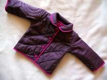 Демисезонная куртка для девочки р-р 68-74, в г.Первомайский