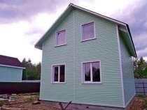 Продается 2- этажный дом в черте г. Яхрома ул. Поселковая, в г.Яхрома