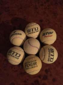 Продам теннисные мячи Dunlop Tour Brilliance, в Санкт-Петербурге