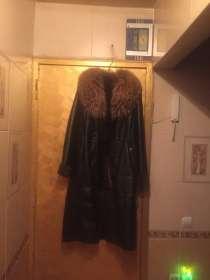 Продам дублёнку мокрая кожа 46-48р, в г.Алматы