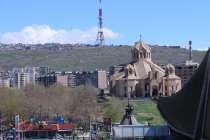 3-комнатная квартира, ереван квартира в аренду центр, в г.Ереван