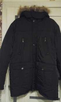 Продам мужскую куртку на подстежке и пуховик. Размер 60-64, в г.Канск