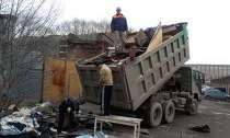 Вывоз строительного, бытового мусора, в г.Самара