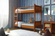 Новая двухъярусная кровать с матрасами, в Брянске