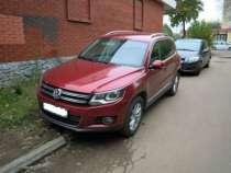 автомобиль Volkswagen Tiguan, в Брянске