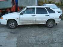 автомобиль ВАЗ 2114, в Череповце
