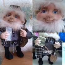 Гномики декор куклы, в Челябинске