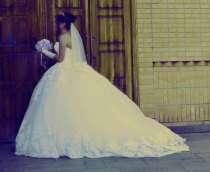 Свадебное платье -цвет айвори размер 42-44 - 70 000т, в г.Павлодар