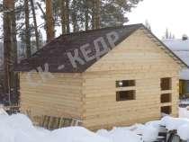 Брусовое строительство: дома, бани, гаражи, в Красноярске