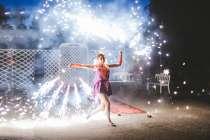 Огненное шоу Барнаул творческая группа АльтШоу фаер шоу, в Барнауле