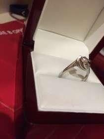 Кольцо с бриллиантом, в Казани