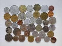 Набор из 40 иностранных монет без повторов, в Екатеринбурге