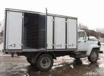 Фургон хлебный, в Нижнем Новгороде