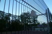 3D забор, 3Д сварная панель 1000x2500x4мм, в Краснодаре