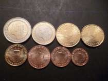 Набор евро Нидерланды от 1ц до 2 е 2013 год UNC, в Москве