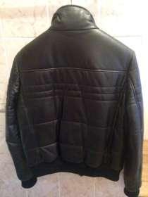 """Кожаная куртка,""""BALDININI"""", Италия!!!, в Хабаровске"""