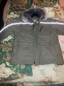 Куртка пуховик Аляска Сabelas, в Москве