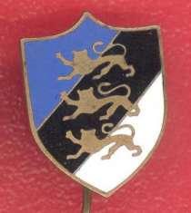 Фрачник герб флаг Эстония, в Орле