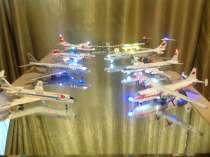 Модели самолетов. Аэропорт Советского Срюза, в Иркутске