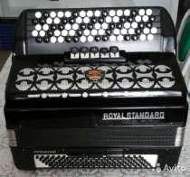 Продам многотембровый баян RoyL standard, в Томске