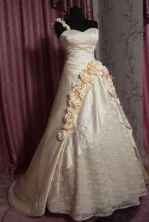 Оригинальное свадебное платье, в г.Симферополь
