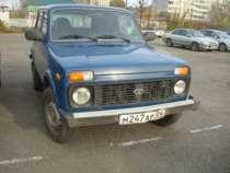 внедорожник ВАЗ 2121 (Niva), в Барнауле