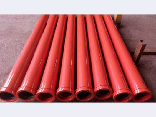 Трубы бетоновода