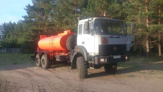 Оборудование гудронатора ТМ-7,0Г