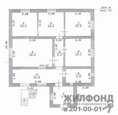 коттедж, Новосибирск, с/о Садовод любитель, 185 кв.м. Фото 2