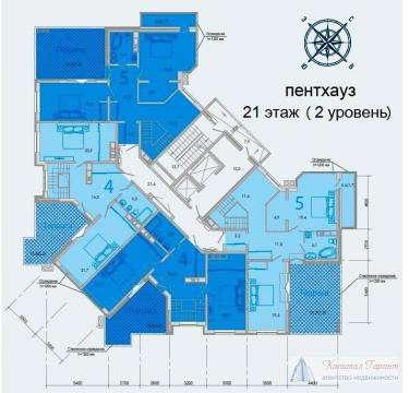Продается квартира у моря в центре г. Новороссийска Фото 2