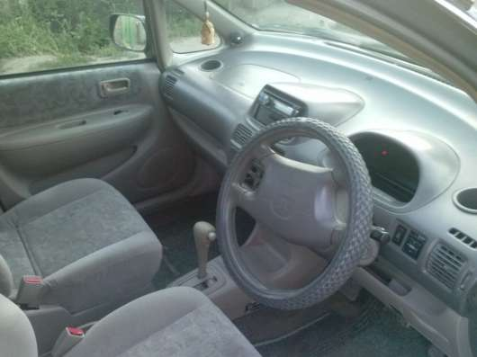 Toyota Corolla Spacio, 1997 год, 4WD, V-1.8