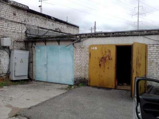 Продаётся гараж г.Голицыно ул Советская.