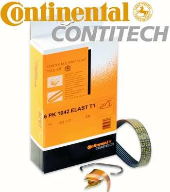 Поликлиновой ремень 6PK1244 CONTITECH conti-V multirib