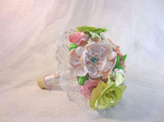 Свадебный букет, букет невесты в Москве Фото 2