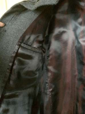 Пальто мужское Зара новое 50-52