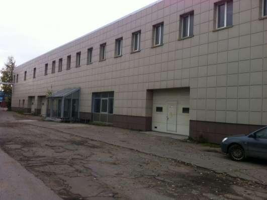 Сдам производство, склад, 630 кв. м, м. Московская