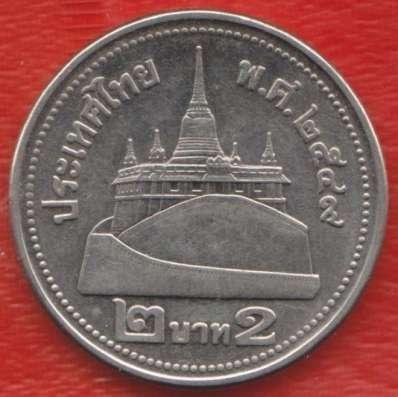 Таиланд 2 бат 2006 г.