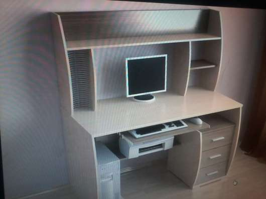 Столы письменный 1500x1400x650