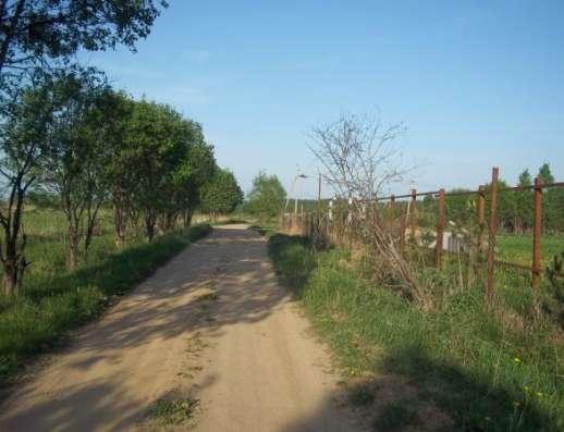 Продается земельный участок 10 соток под ЛПХ в д. Межутино, Можайский р-н, 143 км от МКАД по Минскому шоссе