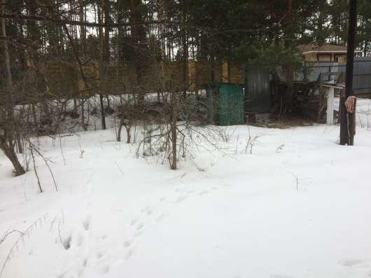 Участок 7 соток в лесу Нахабино в Красногорске Фото 4