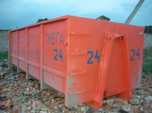 Мусорный контейнер для мультилифта 22м3