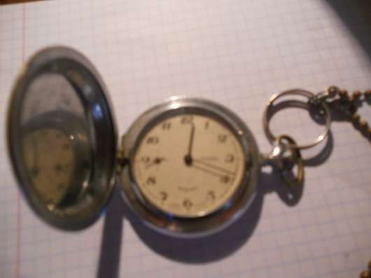 Часы карманные ссср
