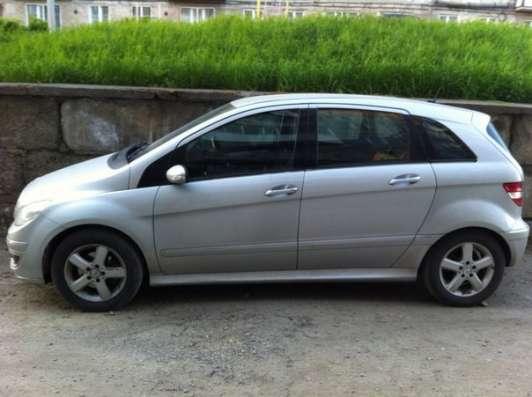 Продажа авто, Mercedes-Benz, B-klasse, Механика с пробегом 245000 км, в г.Кушва Фото 2