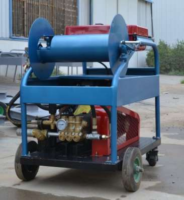 Апарат крот для прочистка канализации в г. Клуж-Напока Фото 2