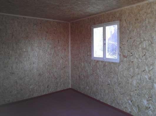 Внутренняя отделка домов и бань в г. Можайск Фото 4