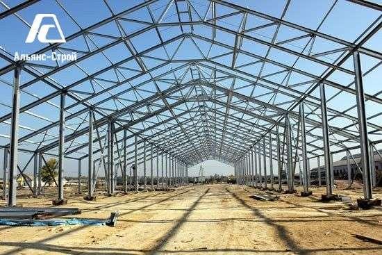 Строительство зернохранилищ в Краснодаре Фото 3